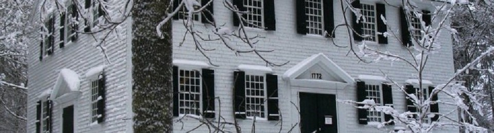 Old Walpole Meetinghouse